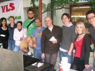 SoLVe BBQ - Semester 1 2009