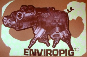 Enviropig by Nathan Meltz